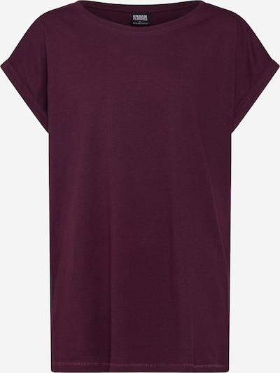 Urban Classics Shirt in dunkellila, Produktansicht