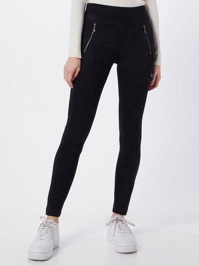 ESPRIT Leggings in schwarz, Modelansicht