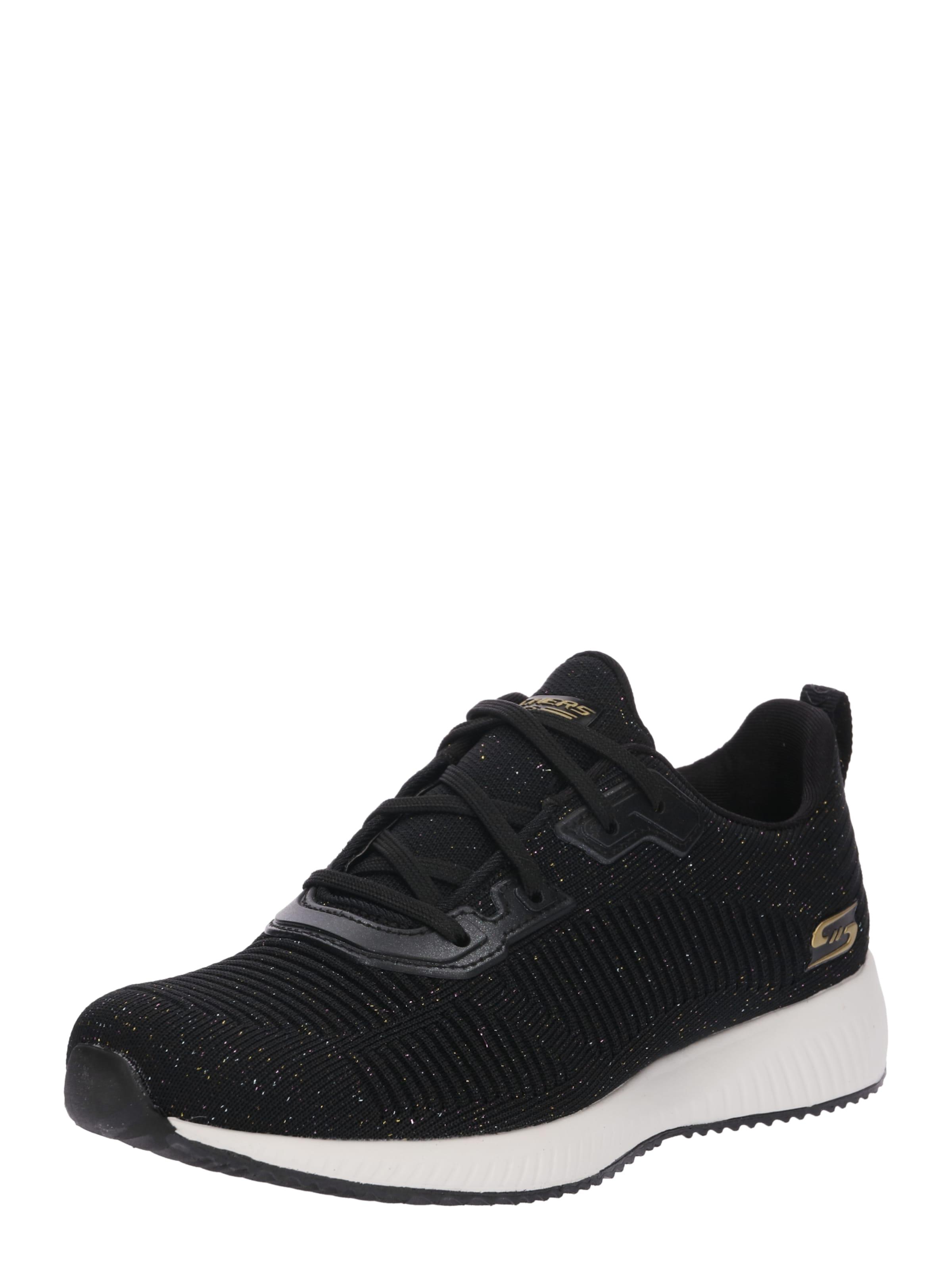 SKECHERS Sneaker BOBS SQUAD Verschleißfeste billige Schuhe
