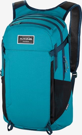DAKINE Rugzak 'Canyon' in de kleur Neonblauw / Zwart, Productweergave