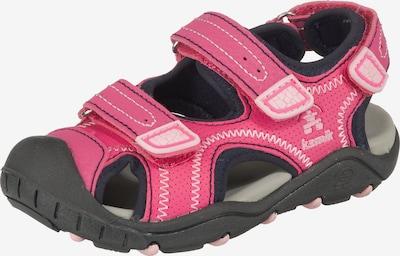 Kamik Outdoorsandale 'Seaturtle2' in dunkelblau / pink, Produktansicht
