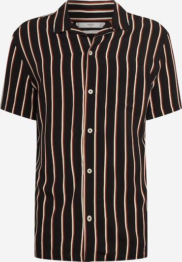 MANGO MAN Hemd 'CAMISA SON' in schwarz, Produktansicht