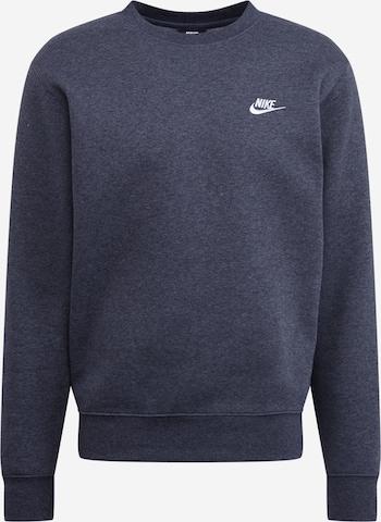 Sweat de sport Nike Sportswear en gris