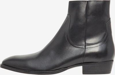 Bianco Laarzen in de kleur Zwart, Productweergave