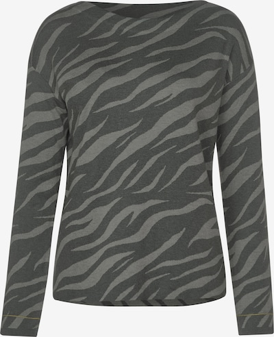 STREET ONE Pullover in khaki / oliv, Produktansicht