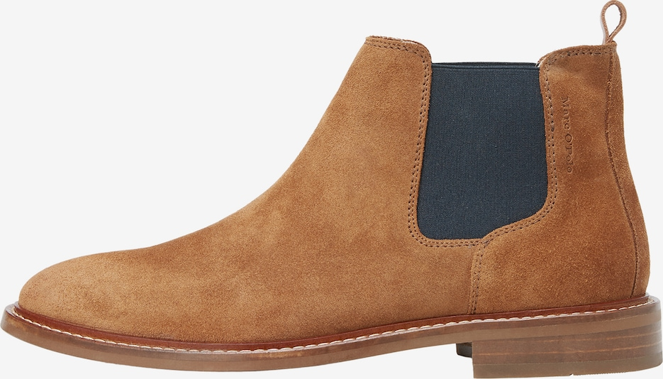 Marc O'Polo Chelsea-Boot in braun, Produktansicht
