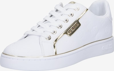 GUESS Sneakers low 'FL7BAN Ele 12' in white, Item view
