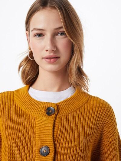 minimum Pullover 'affie' in senf, Modelansicht