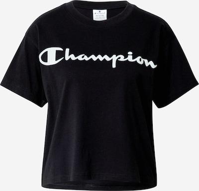 Champion Authentic Athletic Apparel Särk must / valge: Eestvaade
