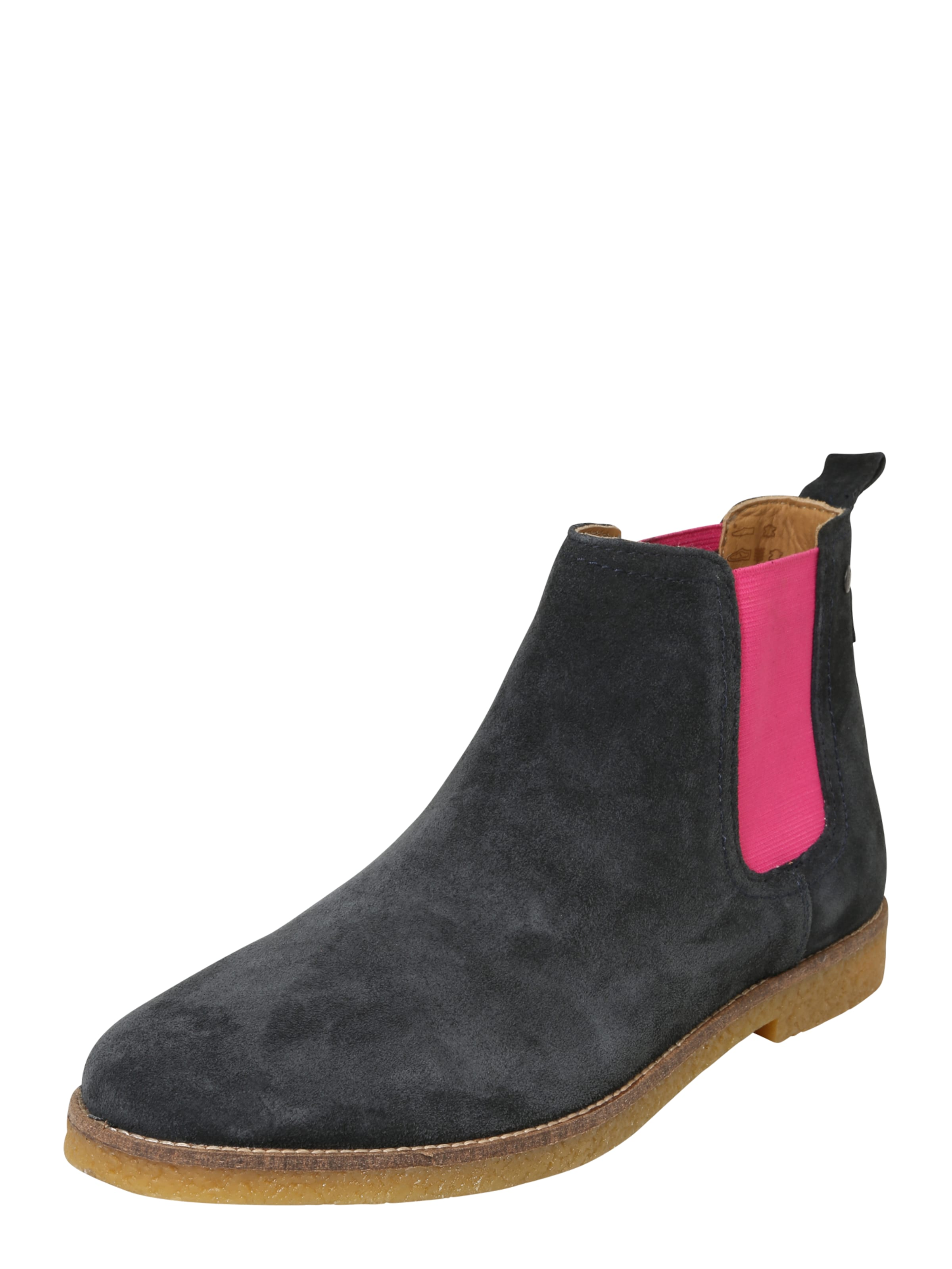 Schoon En Classic Base London Chelsea boots 'FERDINAND POP' navy / donkerroze Footlocker Te Koop Kopen Goedkope Hoeveel Lage Prijzen Populaire Online fxNY8kgLmR