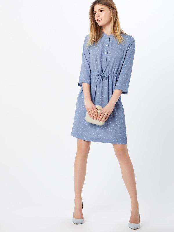 Desires Kleid 'Valeska' in hellblau   weiß weiß weiß  Bequem und günstig 58dc7c