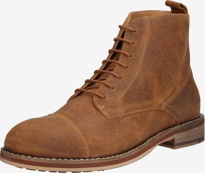 Hudson London Stiefel 'ROWAN TOE CAP BOOT' in braun, Produktansicht