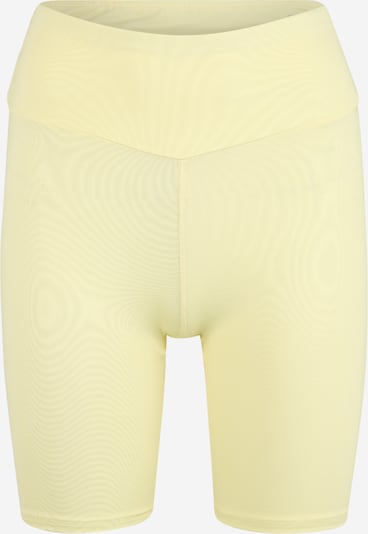 Hey Honey Sport-Hose 'Biker Short' in zitrone, Produktansicht