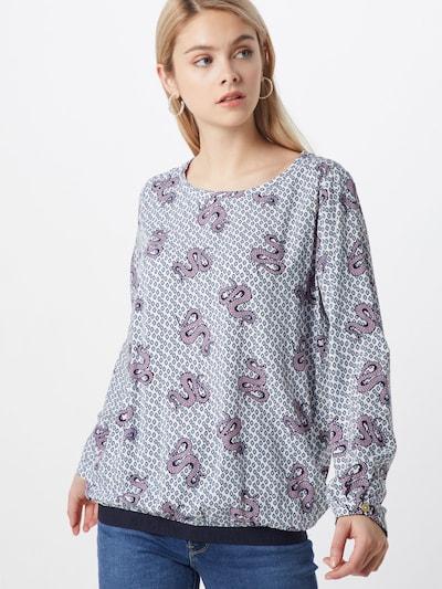 LIEBLINGSSTÜCK Damen - Blusen & Tuniken 'EditeL' in blue denim, Modelansicht