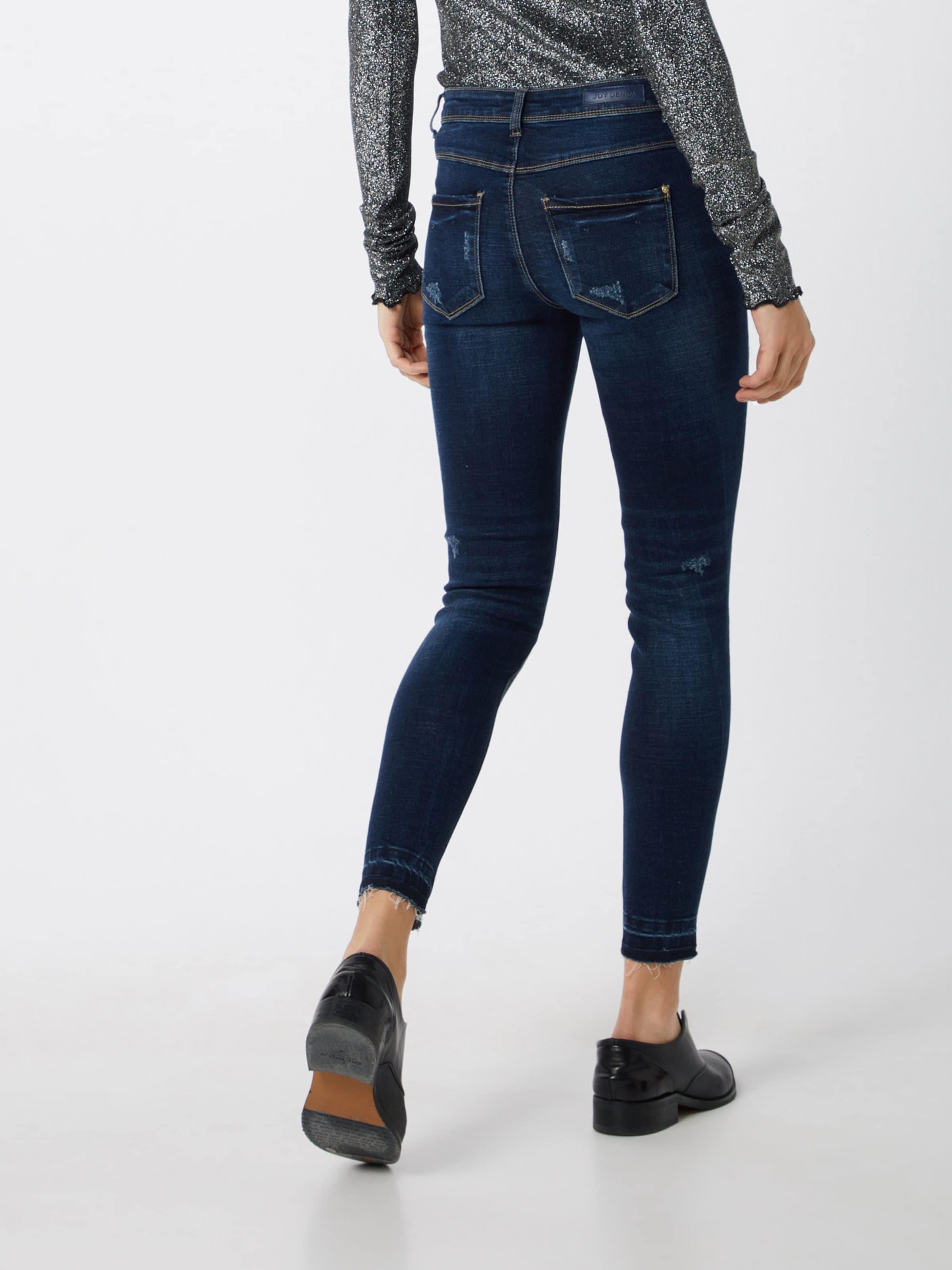 In De Donkerblauw Jeans Jacqueline Yong vnNm80w