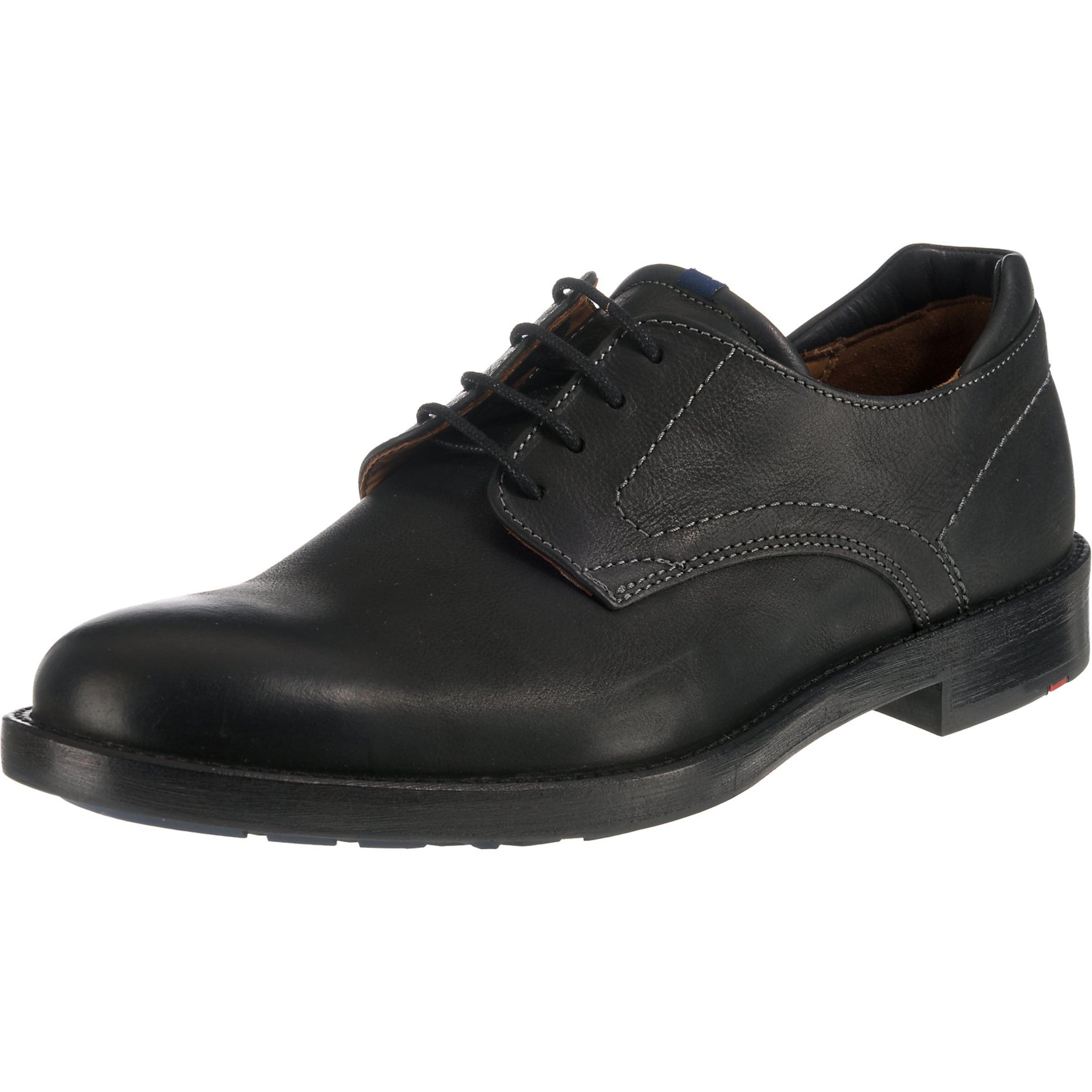 En Noir À Lacets Chaussure Lloyd NOknZP8w0X