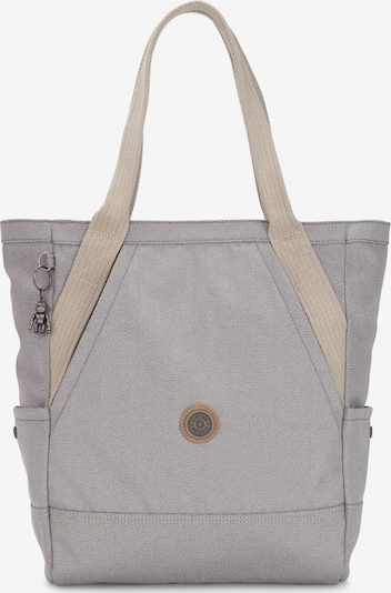 KIPLING Shopper 'Edgeland Plus Almato' in beige / grau, Produktansicht