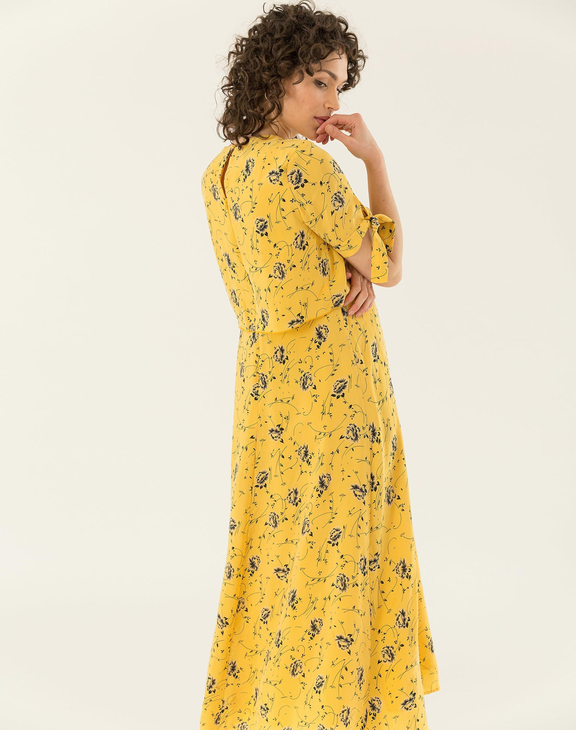 Dress In Oak GelbSchwarz Ivyamp; Ivyamp; rCxdWBoe