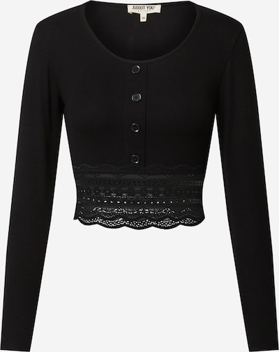 ABOUT YOU Shirt 'Jasmina' in schwarz, Produktansicht