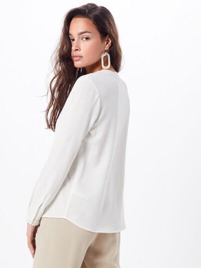 Bluză 'Danai' ABOUT YOU pe alb: Privire spate