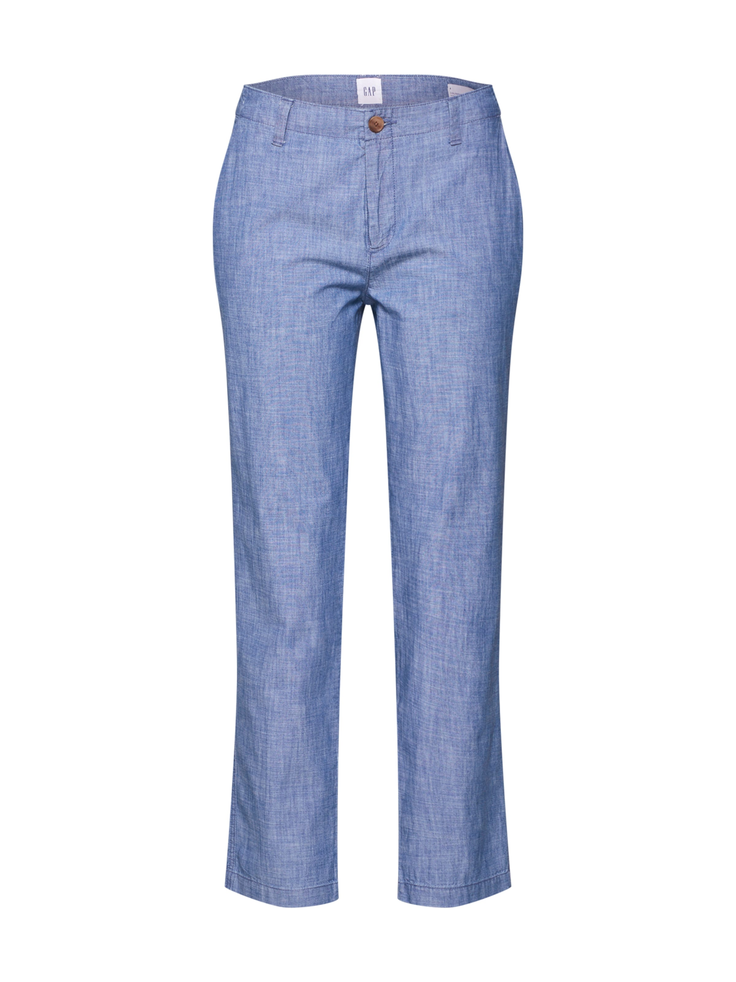 Indigo girlfriend Chambray' Gap 'v Khaki Hose In NwPknOX80