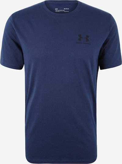 UNDER ARMOUR Funktionsskjorte 'Sportstyle' i marin, Produktvisning