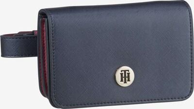 TOMMY HILFIGER Gürteltasche ' Honey Belt Bag ' in dunkelblau / dunkelrot, Produktansicht
