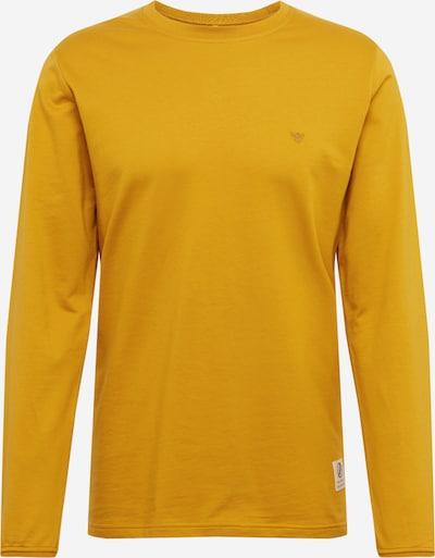 bleed clothing Sweat-shirt en moutarde, Vue avec produit