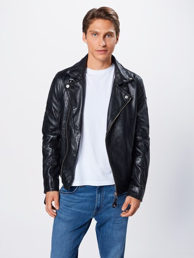 Gipsy Tussenjas in de kleur Zwart, Modelweergave
