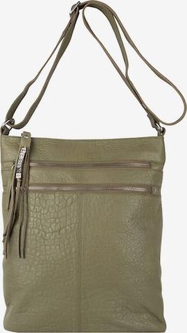 LEGEND Shoulder Bag 'Carisio' in Green