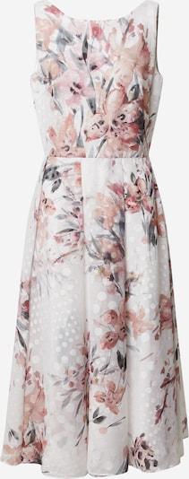 SWING Kleid in creme / mischfarben / weiß, Produktansicht