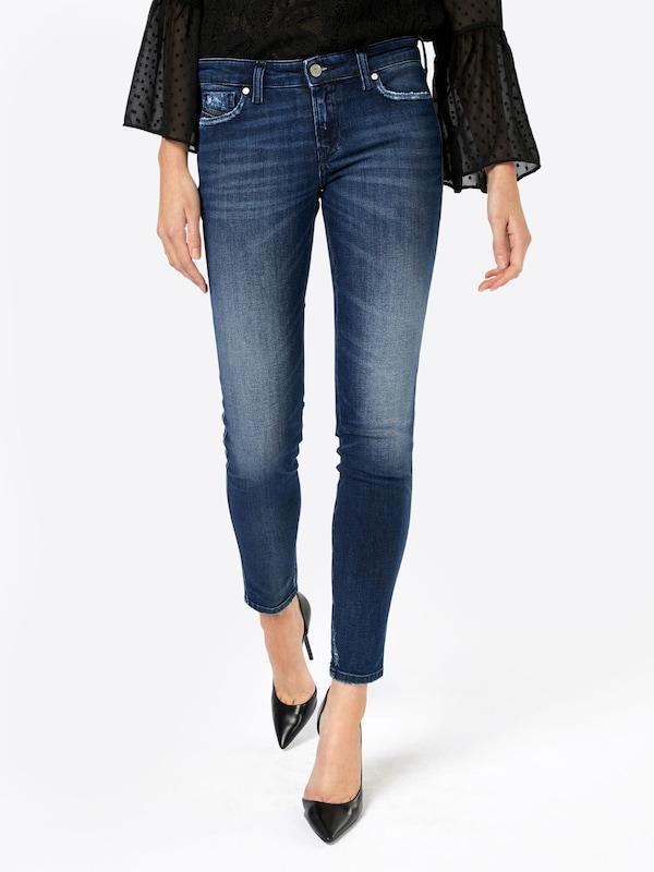 DIESEL 'Gracey' Skinny Jeans 0687E