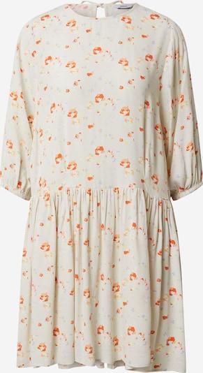 Envii Poletna obleka | breskev / naravno bela barva, Prikaz izdelka
