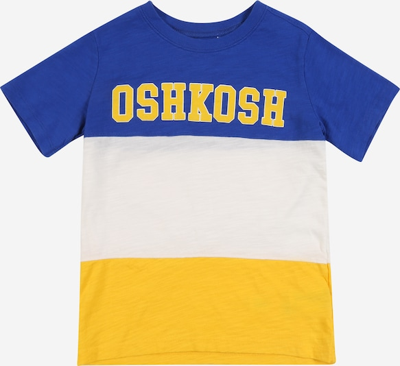 OshKosh Shirt in blau, Produktansicht