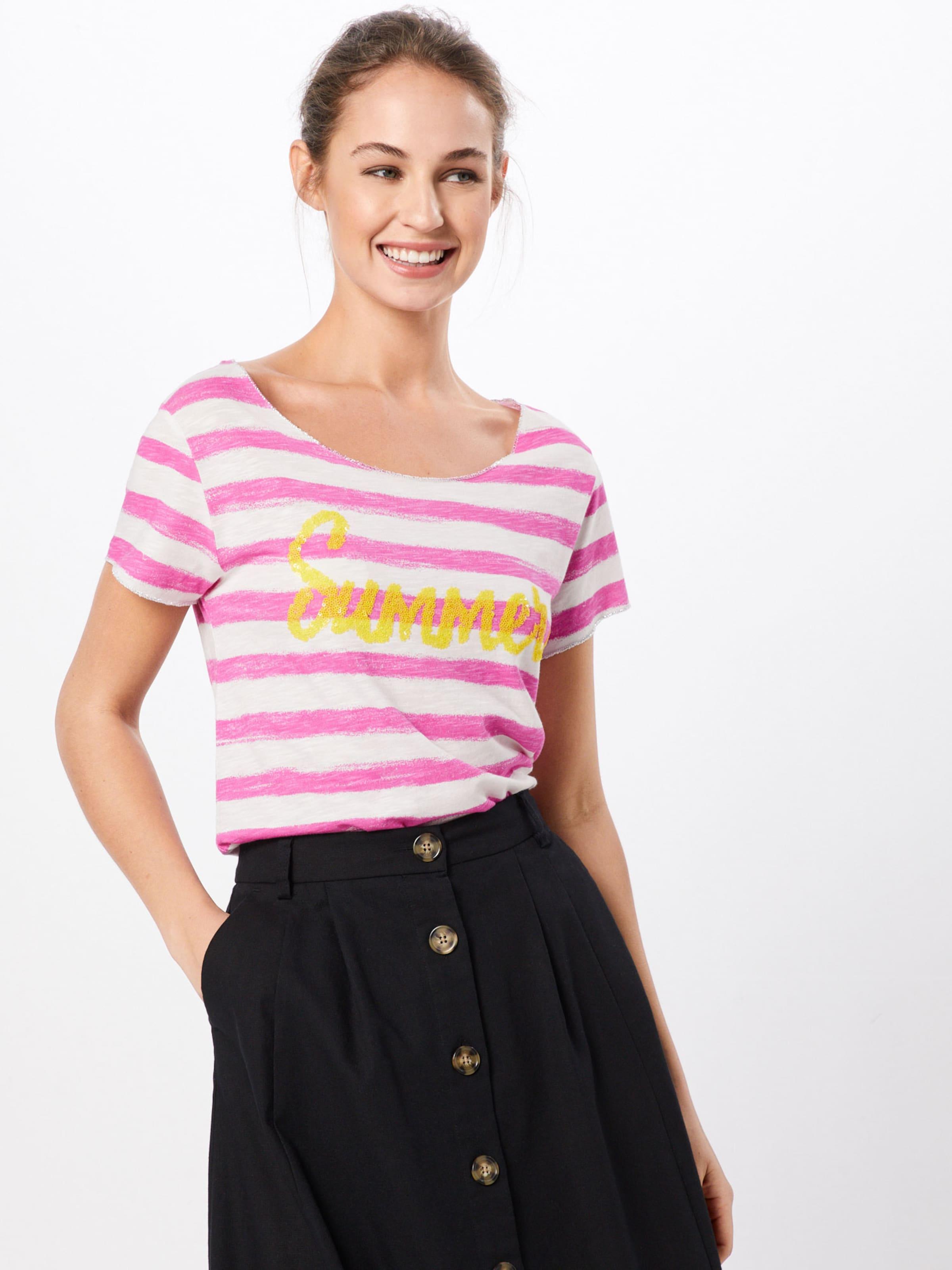 In Largo Key Largo PinkNaturweiß Key Largo Shirt Key PinkNaturweiß Shirt In f6gIb7mYyv