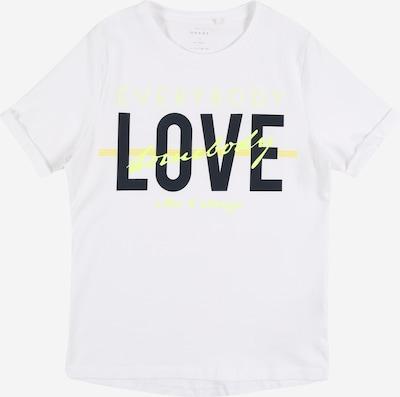 NAME IT Shirt in weiß, Produktansicht
