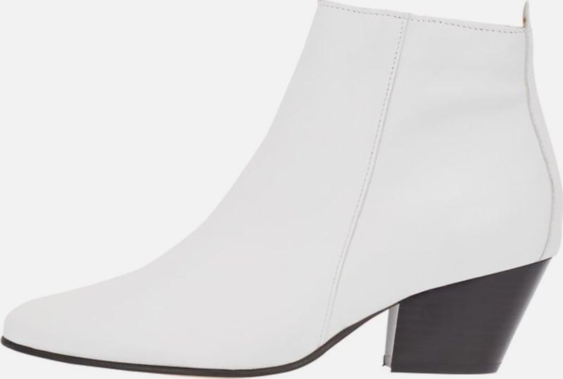 Bianco Ankle Stiefel 'ANNIE Leder Verkaufen Sie saisonale Aktionen