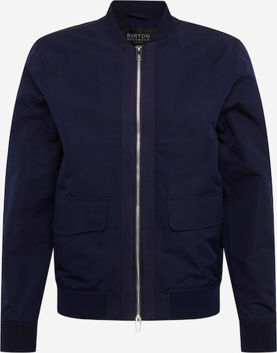 BURTON MENSWEAR LONDON Tussenjas in de kleur Navy, Productweergave