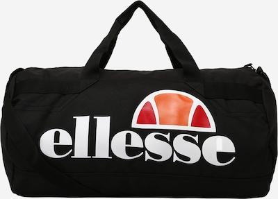 ELLESSE Tasche 'Pelba' in orange / schwarz / weiß, Produktansicht