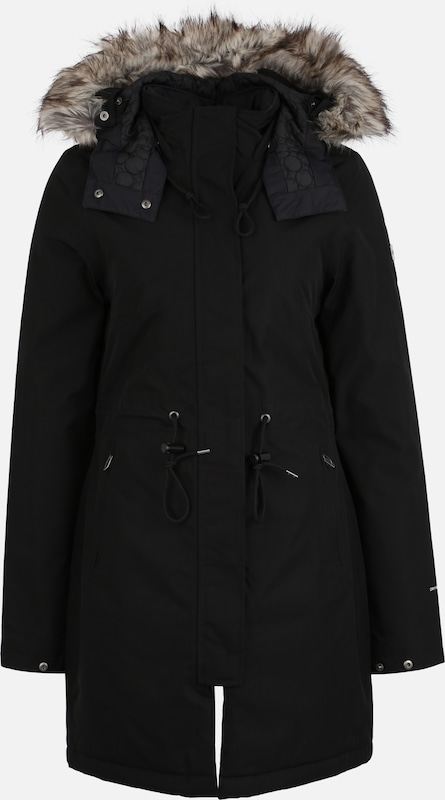 THE NORTH FACE Parka 'Zaneck' in schwarz, Produktansicht