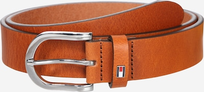 TOMMY HILFIGER Belt 'New Danny' in cognac, Item view