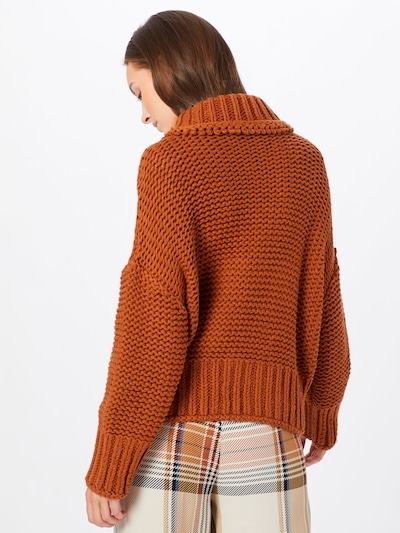 Free People Pullover 'MY ONLY SUNSHINE' in ocker: Rückansicht