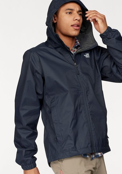 THE NORTH FACE Functionele jas in de kleur Navy: Vooraanzicht