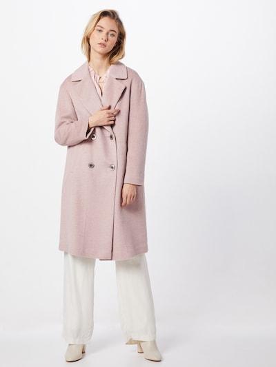 COMMA Płaszcz zimowy w kolorze różanym, Podgląd na modelu(-ce)