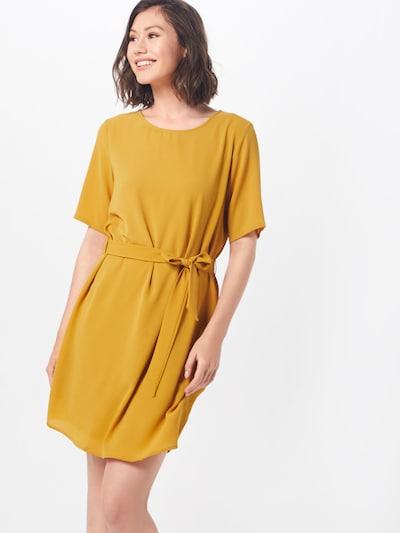 JACQUELINE de YONG Kleid 'AMANDA' in gold, Modelansicht