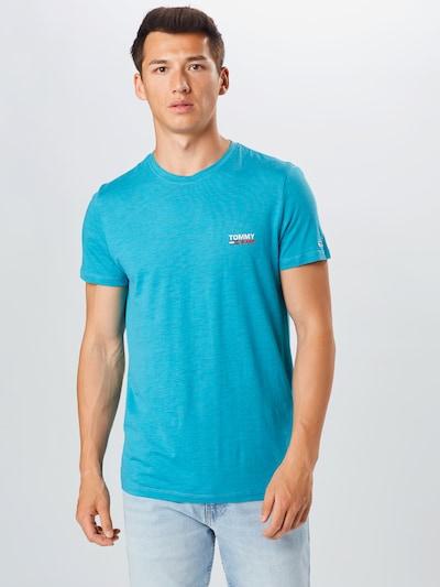 vízszín Tommy Jeans Póló: Elölnézet