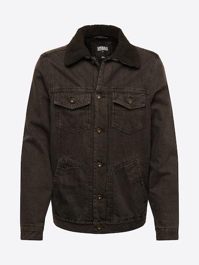 Urban Classics Prijelazna jakna 'Sherpa Lined' u crna, Pregled proizvoda