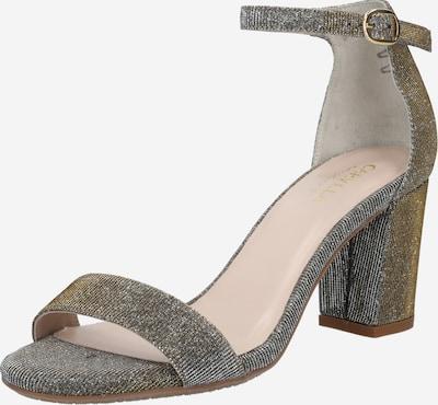 Sandalo con cinturino 'Abigail' Carvela by Kurt Geiger di colore grigio argento, Visualizzazione prodotti