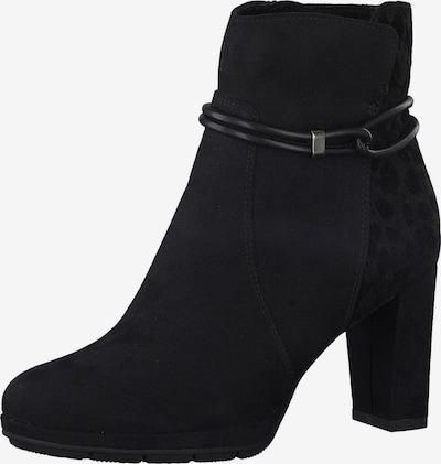 MARCO TOZZI Støvletter i sort, Produktvisning