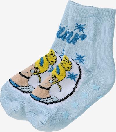 DISNEY Socken in hellblau / mischfarben, Produktansicht